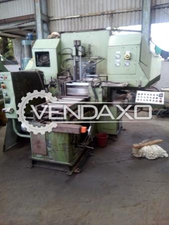 Forte bandsaw machine 500 mm 2