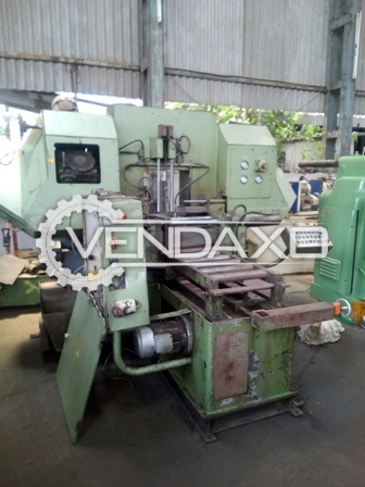 Forte bandsaw machine 500 mm 3