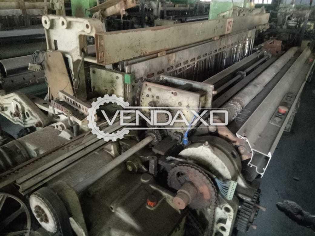 24 Set Of Somet SM93 Weaving Loom Machine - Width - 190 CM With 2232 Dobby