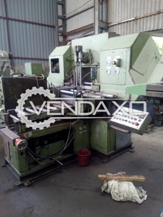 Forte bandsaw machine 500 mm 4