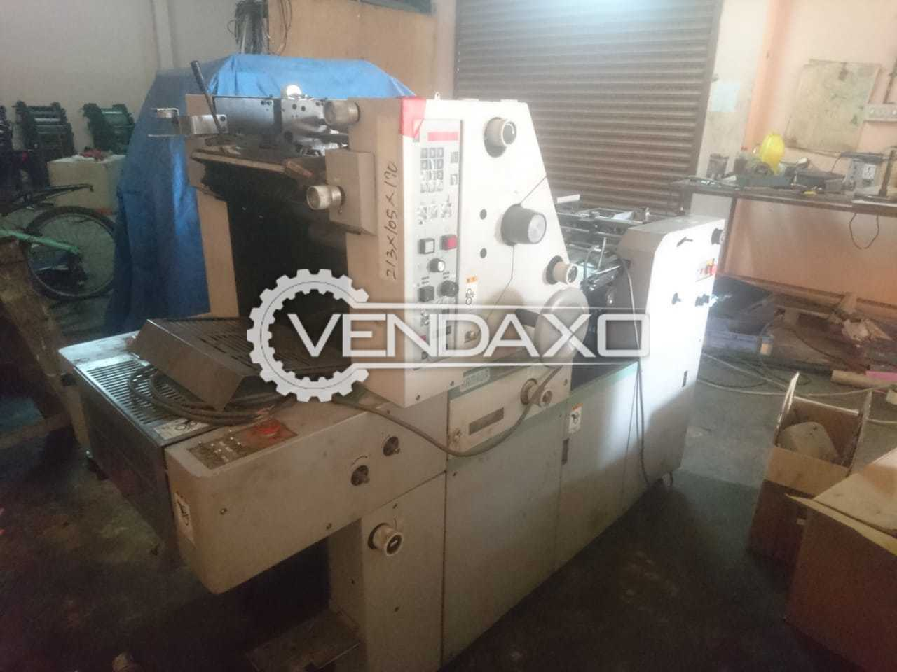 Hamada RS 34 Offset Printing Machine - Single Color