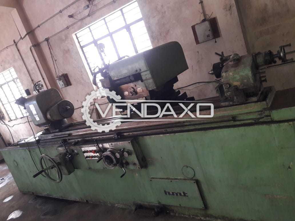 HMT Make G22 Cylindrical Grinding Machine - Length - 2000 mm