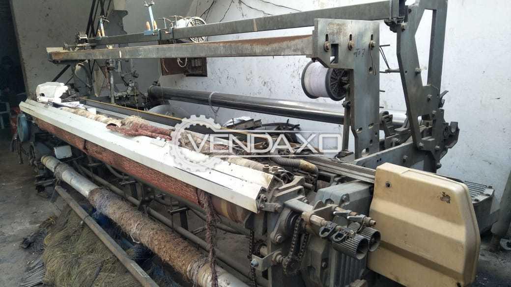 Bonas Make Loom Jacquard Machine - Width - 320 CM