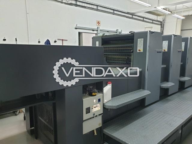 Heidelberg SM74-4-H Offset Printing Machine - 4 Color