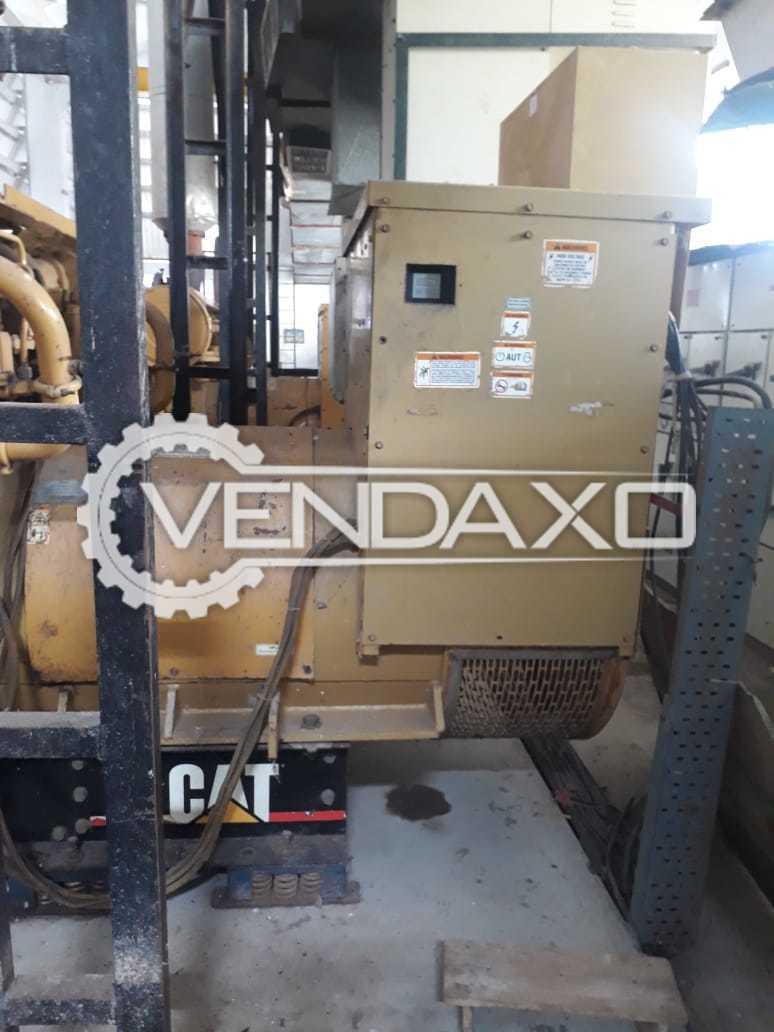 Caterpillar Gas Generator - 1000 KVA(1 MW)