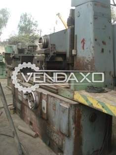 DANOBAT Make RT-200 Grinding Machine - Length - 1200 mm