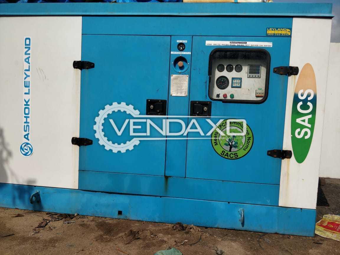 Ashok Leyland Diesel Generator - 20 Kva