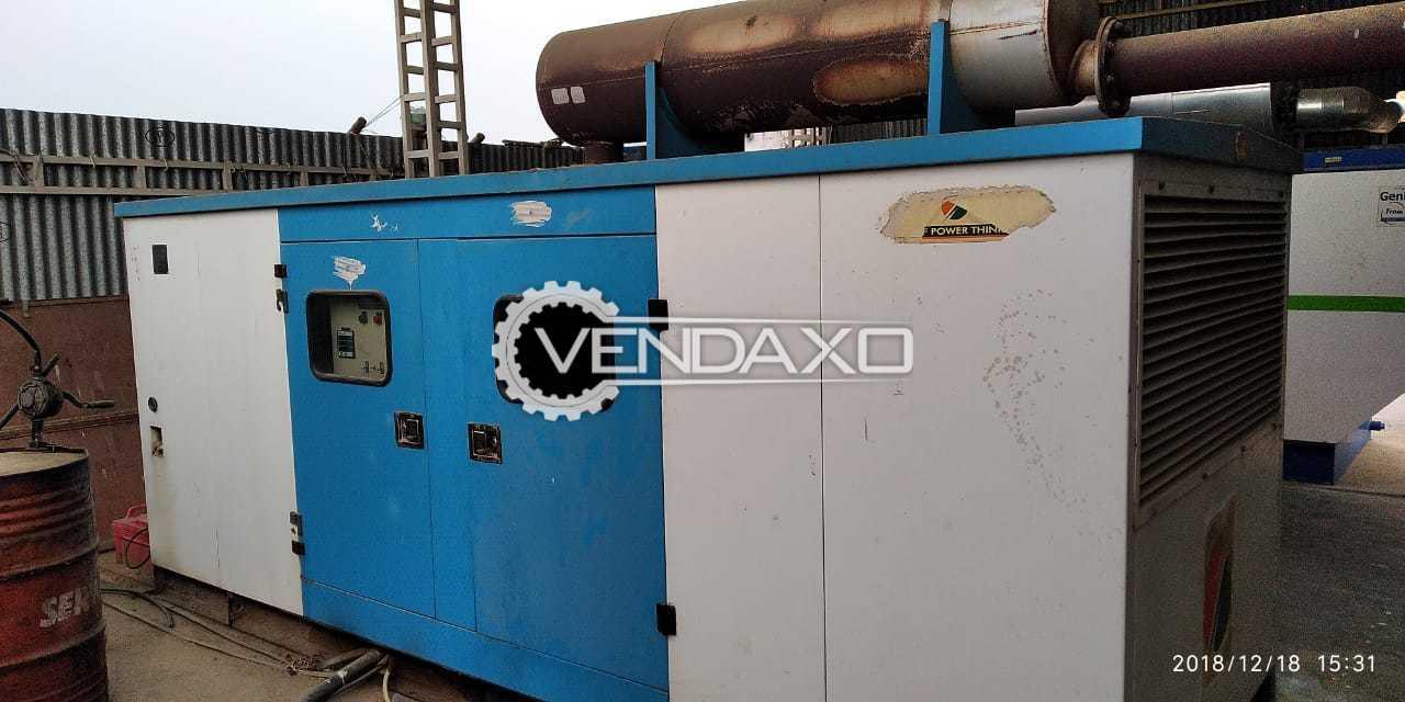 Ashok Leyland Diesel Generator - 200 Kva