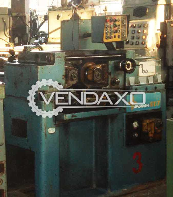 MAGNAGHI Make 807 Thread Rolling Machine - Diameter - 230 mm