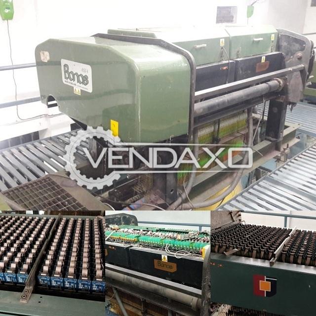 6 Set of Vamatex Propeller SP151 Jacquard Terry Loom Machine - Width - 260 CM