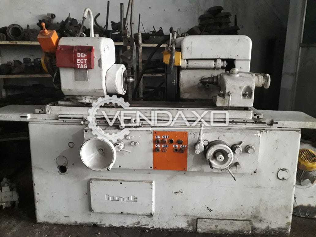 HMT G17U ID And OD Cylindrical Grinding Machine - 600 mm