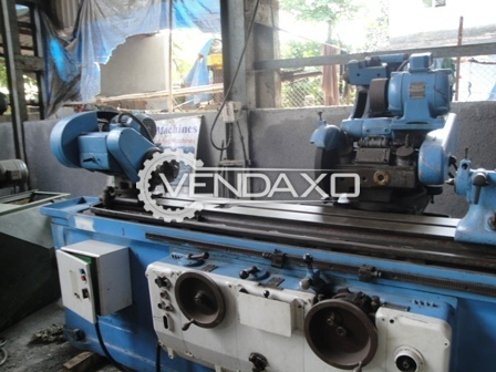 Churchil cylindrical grinder 4