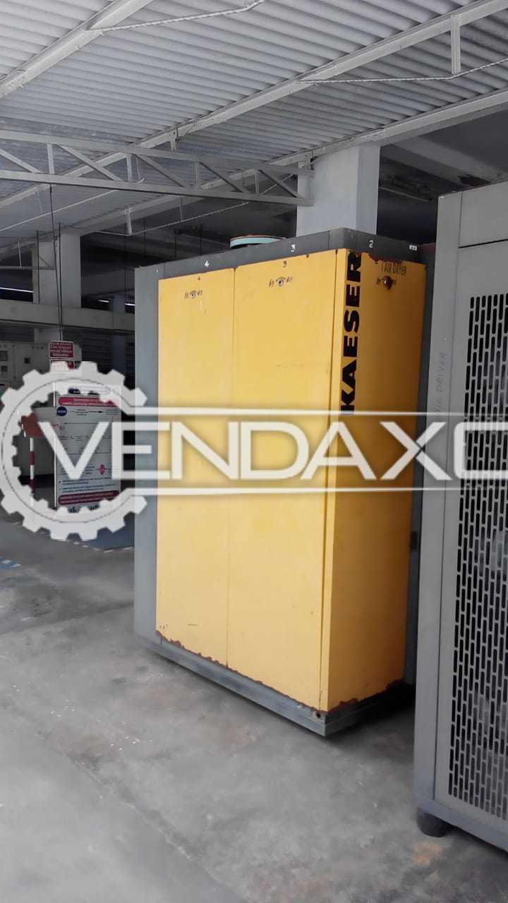 Kaeser ESD 301 Air Compressor - Power- 160 KW