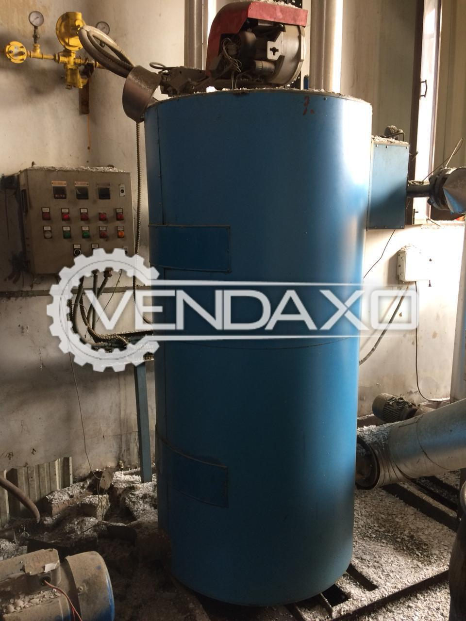 Thermax Make Thermopac Gas Boiler - 1 Lac Kcal