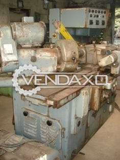 Voumard 5A Internal Grinder Machine - Grinding Diameter - 3 to 80 mm