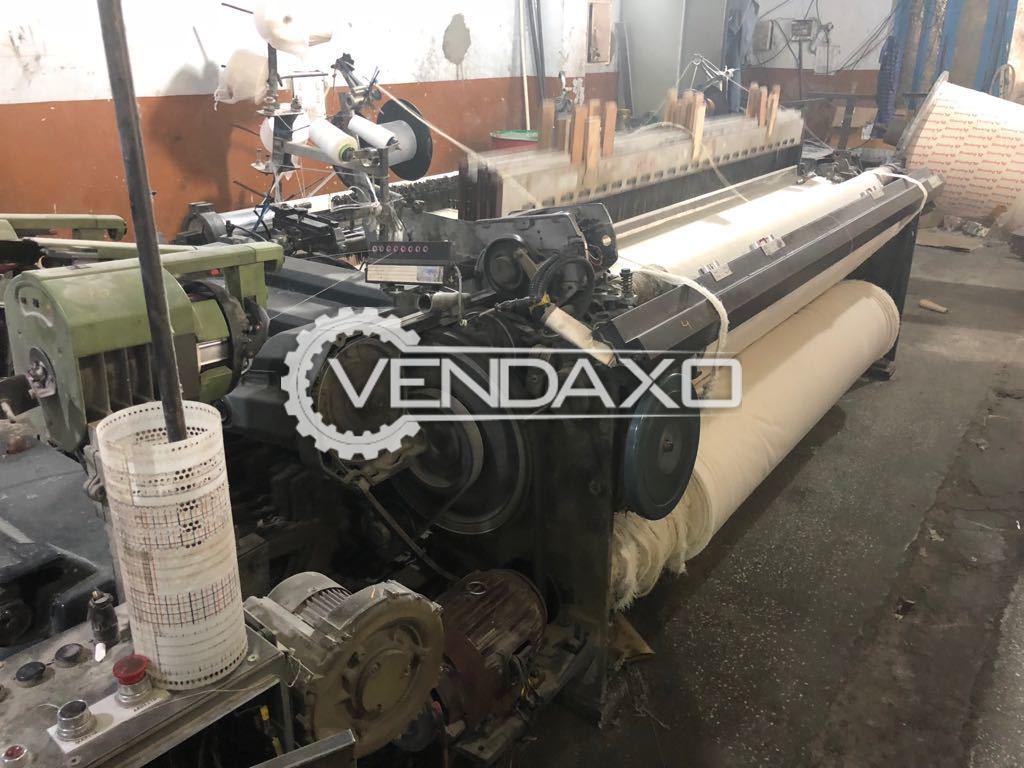 8 Set Of Vamatex P401 Loom Machine - Width - 210 CM