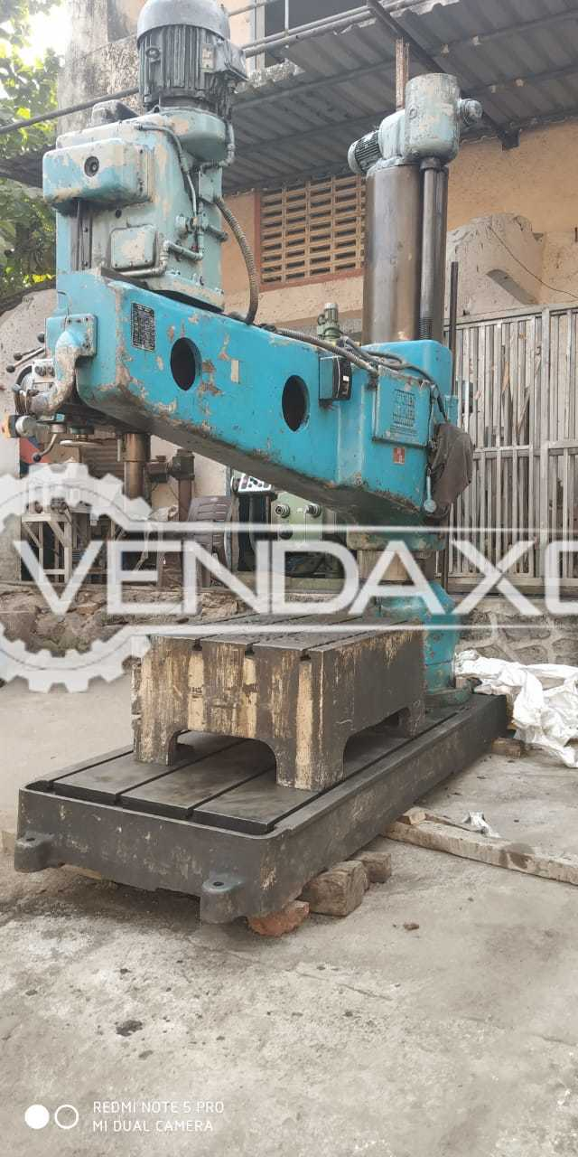 KITCHEN & WALKER Radial Drill Machine - 65 mm