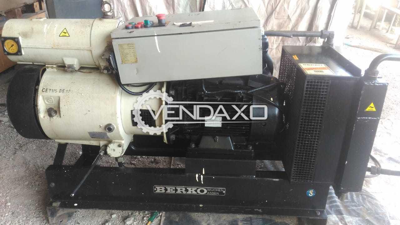 Leroy Somer ERC 1018 HX Air Compressor - 25 HP