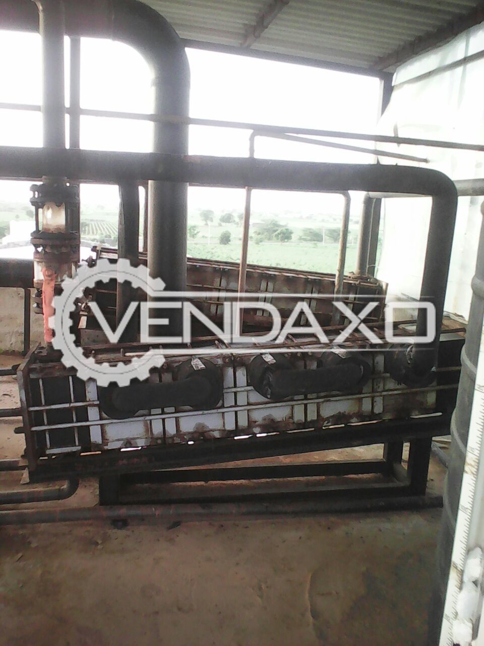 Graphite Heat Exchanger - 10 m3