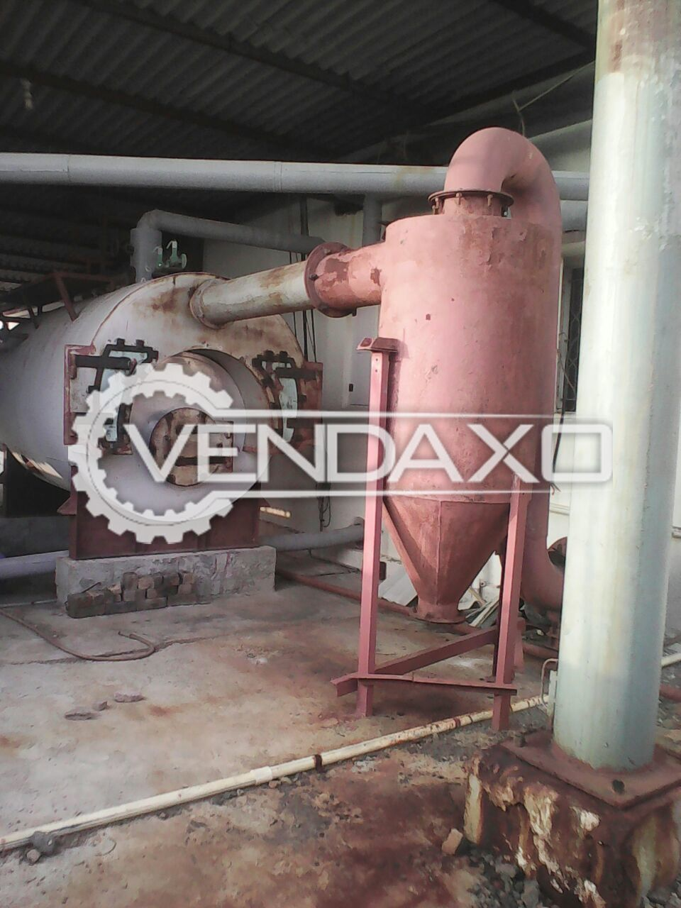Steam Boiler - 800 KG
