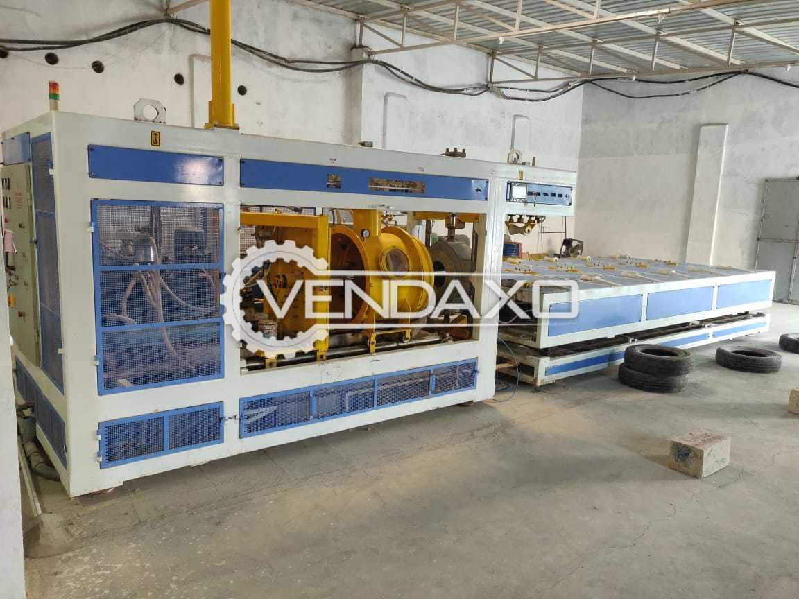 Available For Sale Plastic Processing Plant