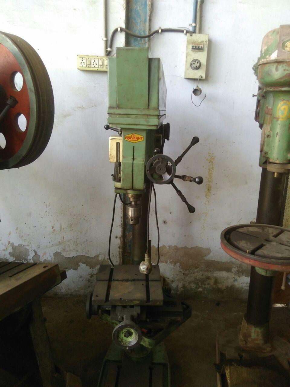 Drill machine s k panchal