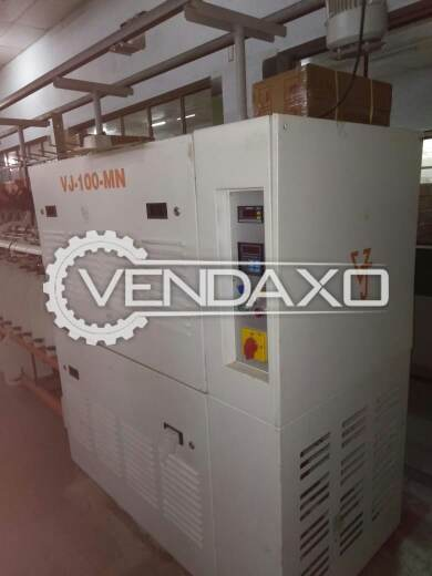 Vijay Lakshmi VJ 100/ VJ 150 TFO Machine - 140 & 216 Spindle