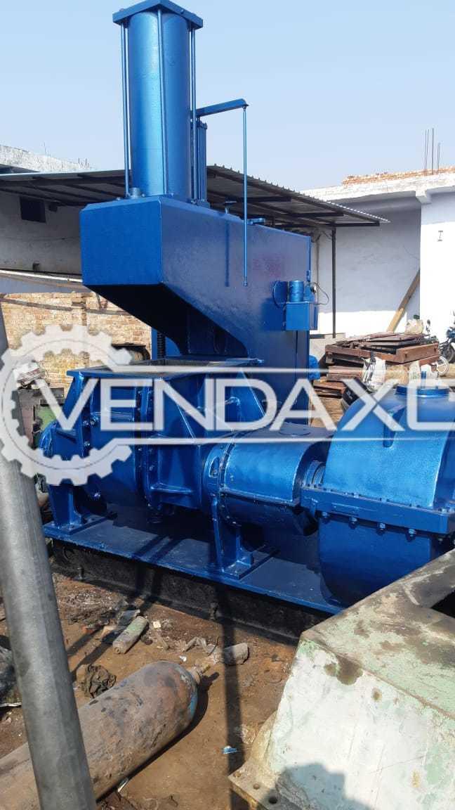 Manjeet Rubber Kneader Machine - 55 Liter