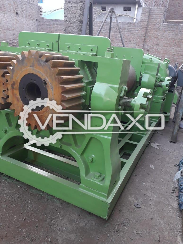 Bearing Type Rubber Milling - 22 X 60 Inch