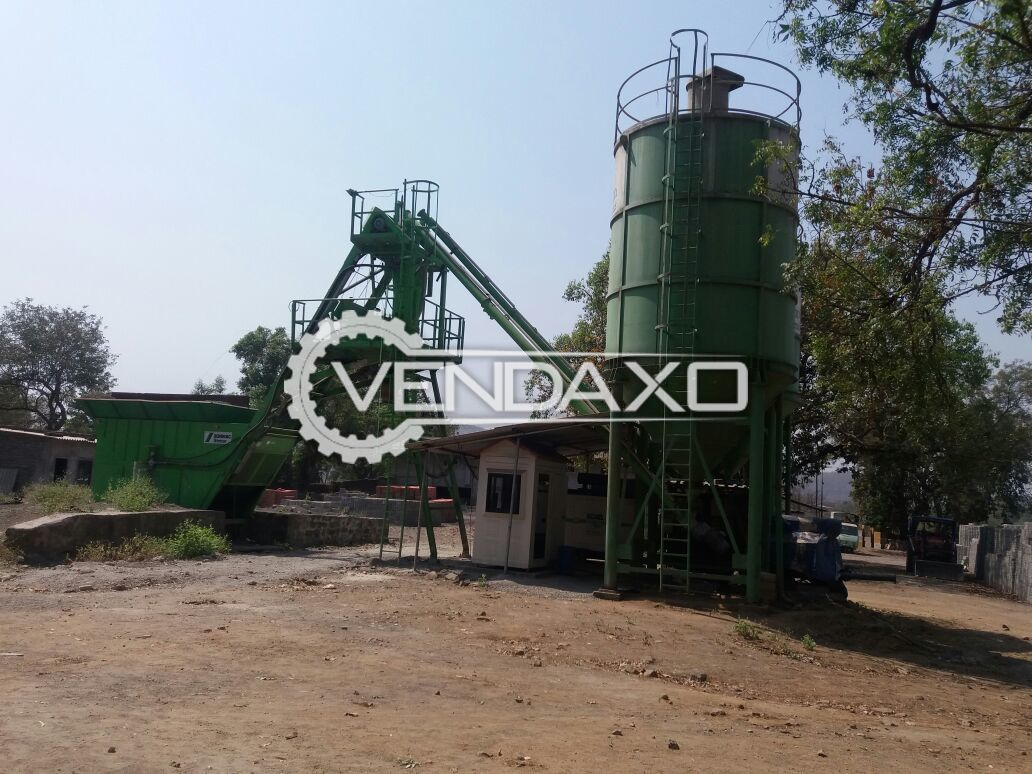 Available For Sale RMC Batching Plant