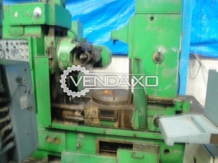 Cugir gear hobbing machine  1