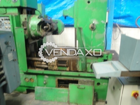 Cugir gear hobbing machine 2