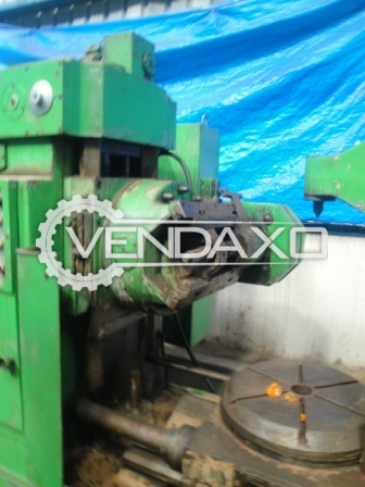 Cugir gear hobbing machine  3