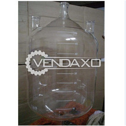 Glass Vessel - 100 Ltr