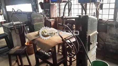 Spot Welding Machine Standard
