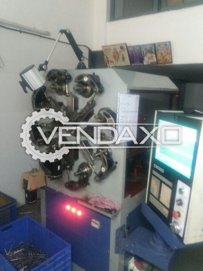 Wire Forming Machine | Used Cnc 6 Axis Wire Forming Machine 1 3 Mm For Sale At Best Prices