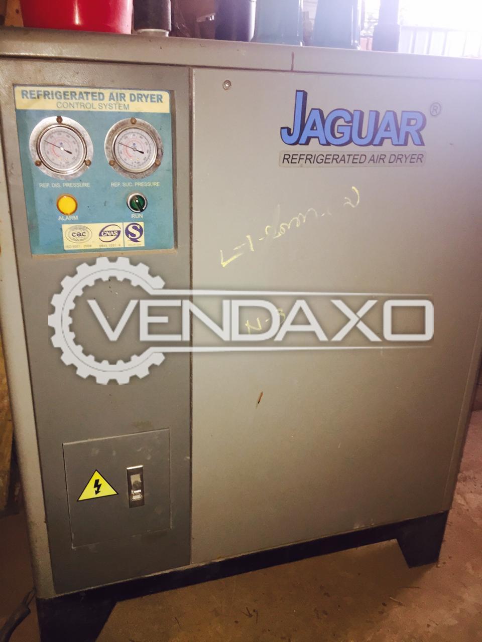 Jaguar Air Compressor - Motor - 30 HP