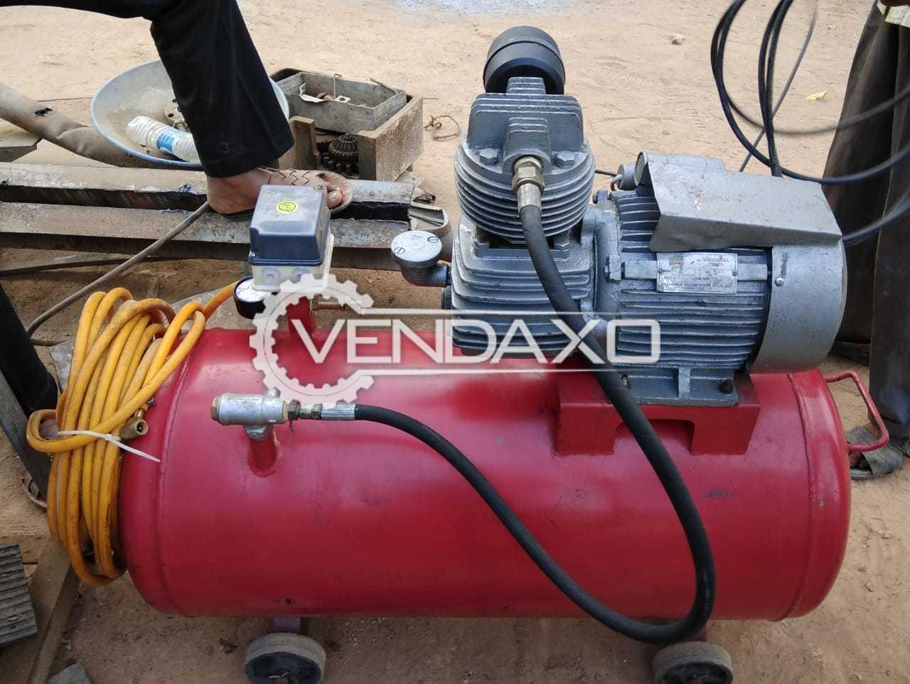 Air Compressor - Motor - 1.5 HP
