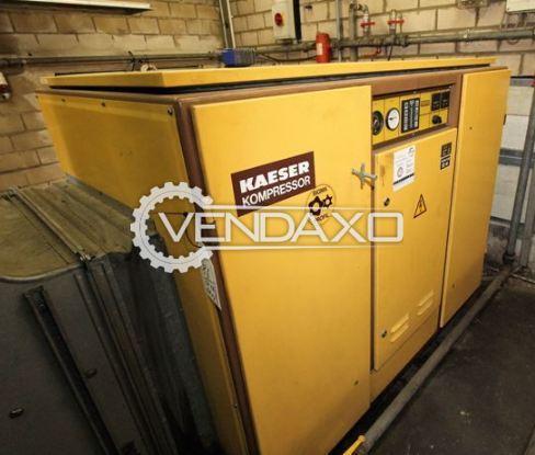 Kaeser BS 44 Air Compressor - Power - 30 KW