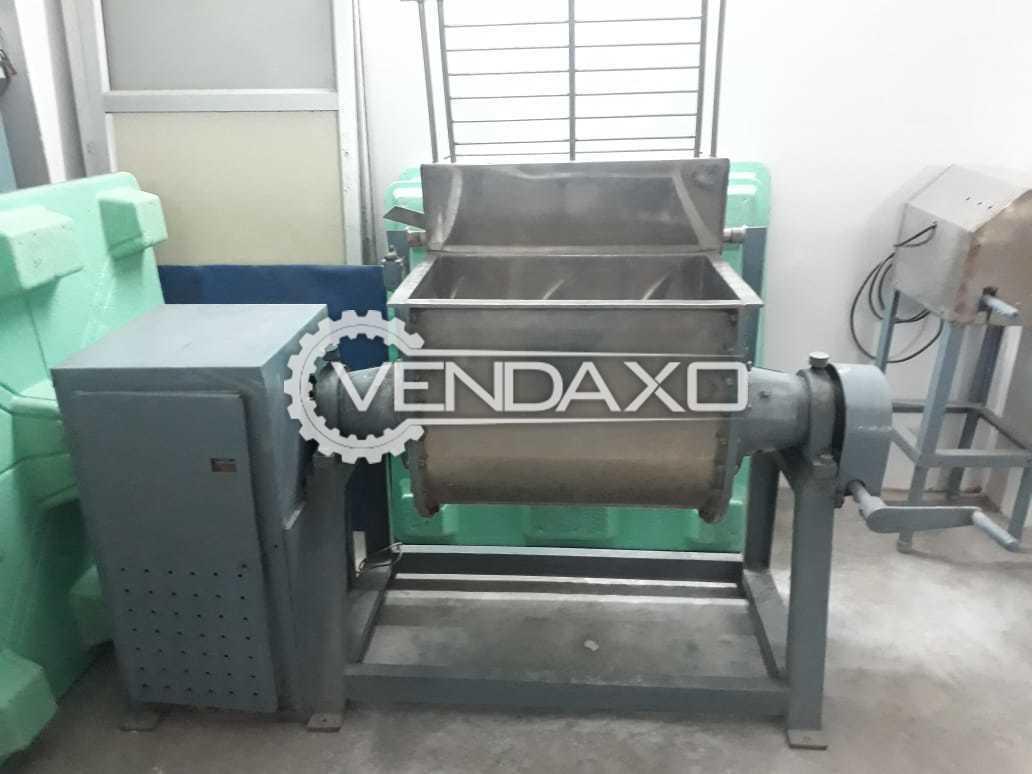 Clit Make Mixer - 100 KG
