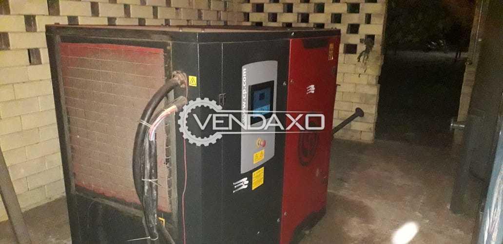 Air Compressor - Motor - 60 HP