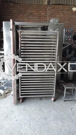 Tray dryer 48