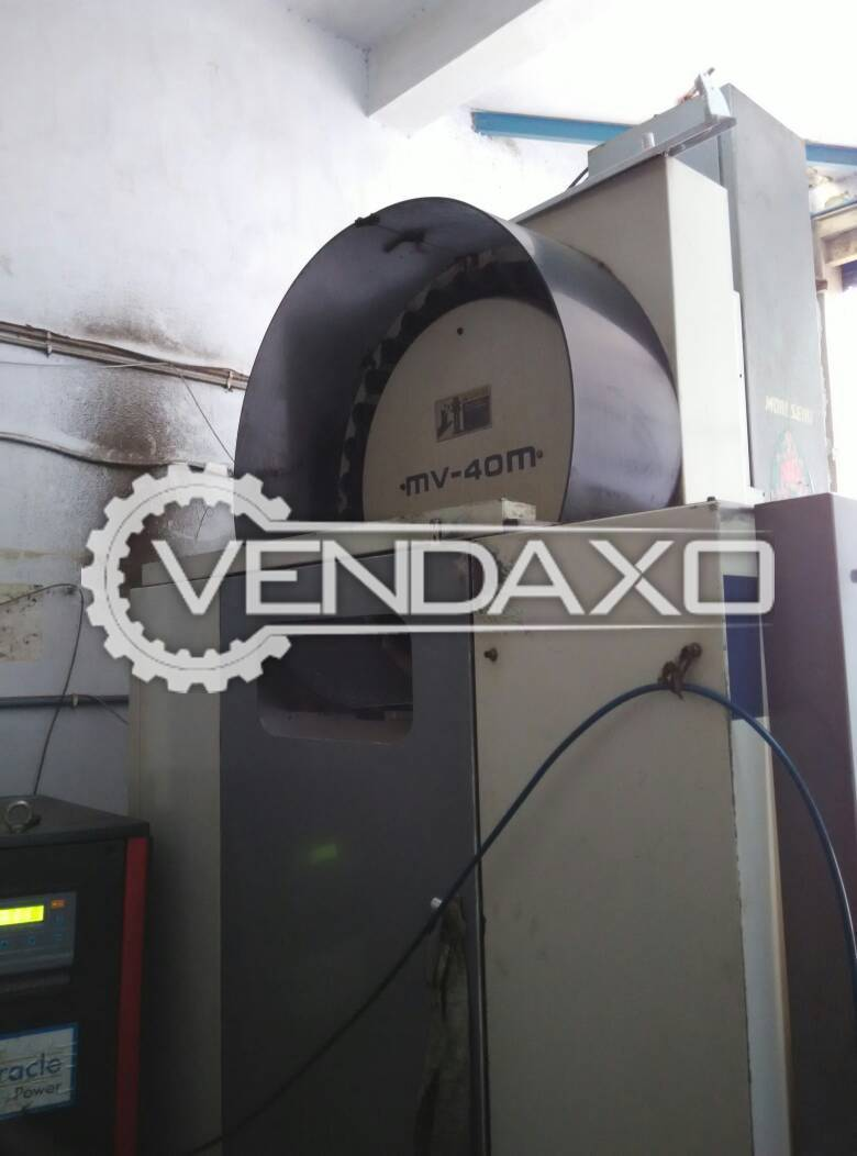 Cnc vertical machining center   vmc 1
