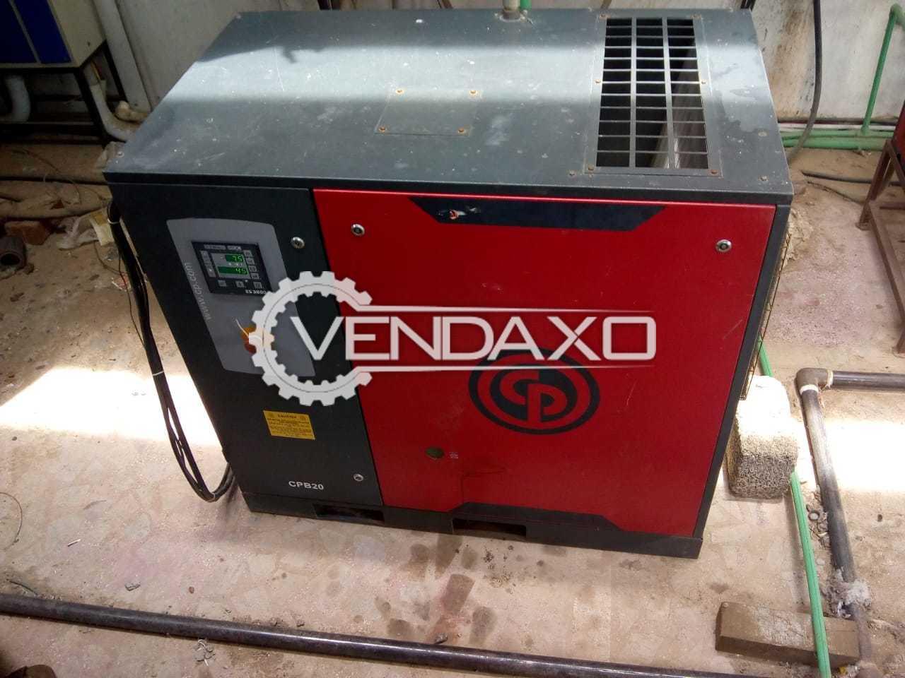 Chicago Pneumatic Air Compressor - Motor - 20 HP