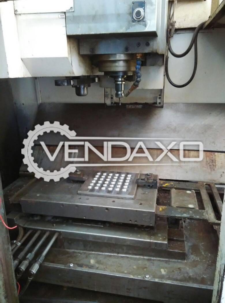 Cnc vertical machining center   vmc 4