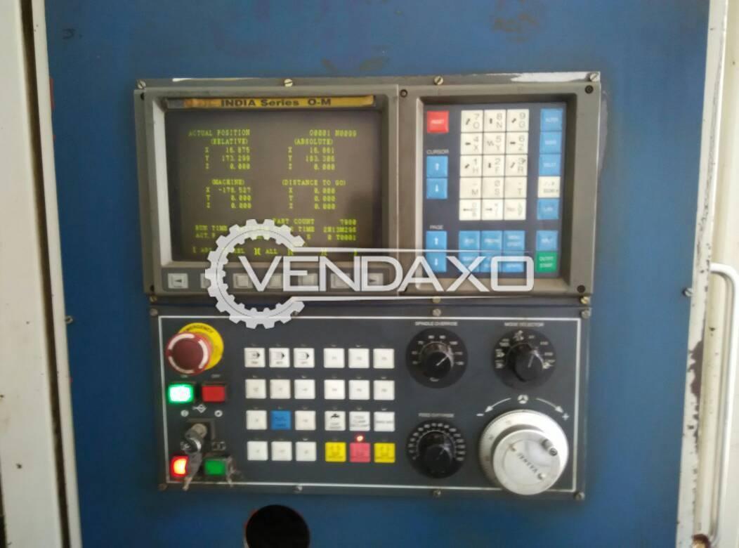 Cnc vertical machining center   vmc 5