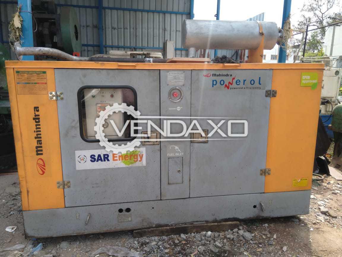 Mahindra Diesel Generator - 40 Kva