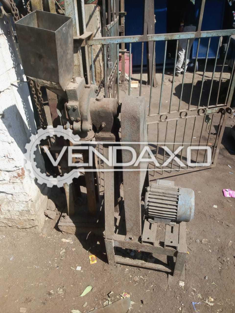 Pulverizer - Motor - 3 HP