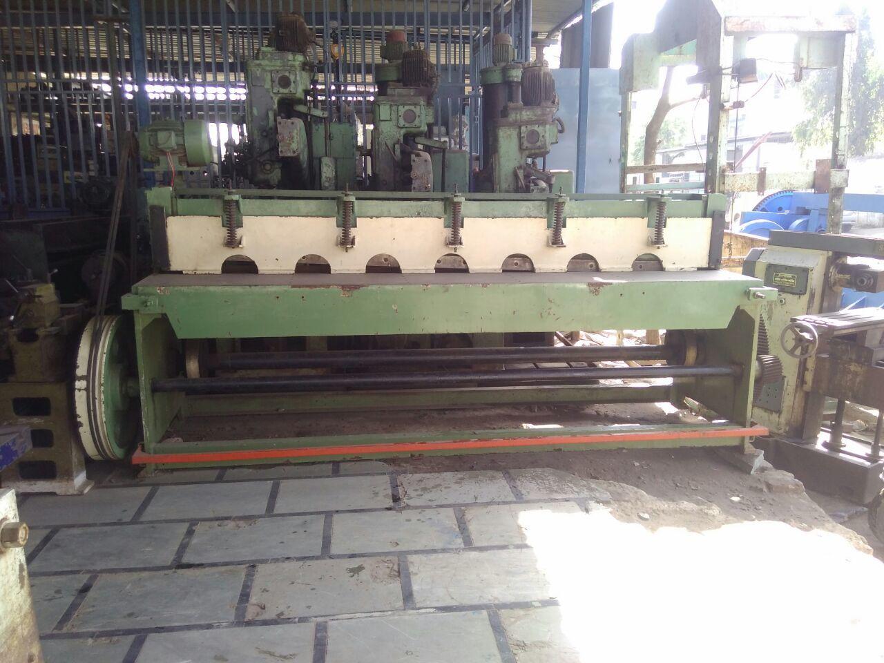 5.mechanical shearing