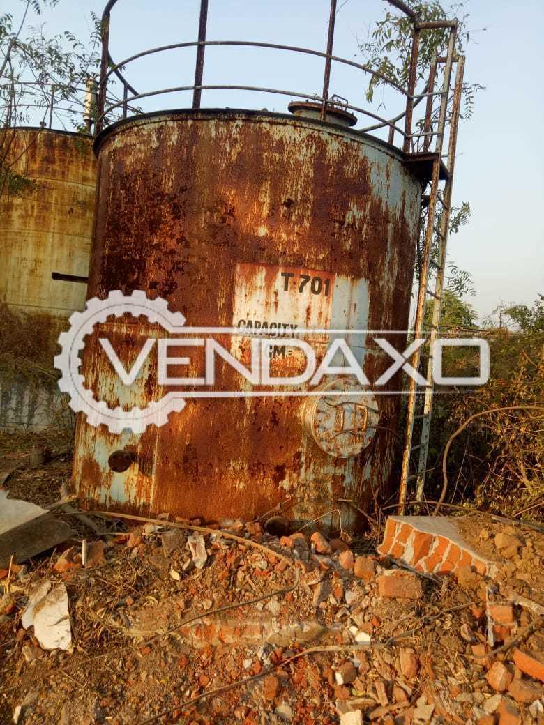 MS Storage Tank - 20000 Liter